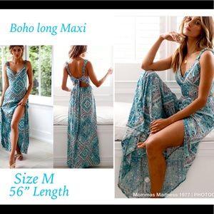 🆕Boho Maxi Dress